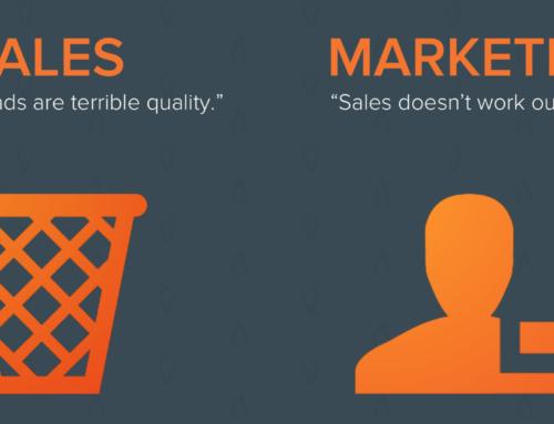 Meer resultaat in de samenwerking tussen Marketing en Sales